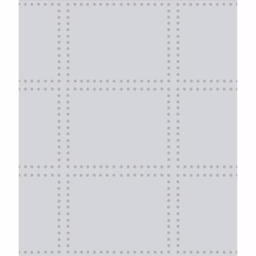 Picture of Gridlock Light Grey Geometric