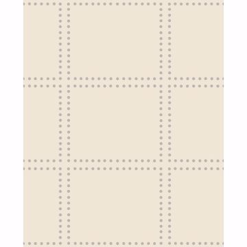 Picture of Gridlock Cream Geometric
