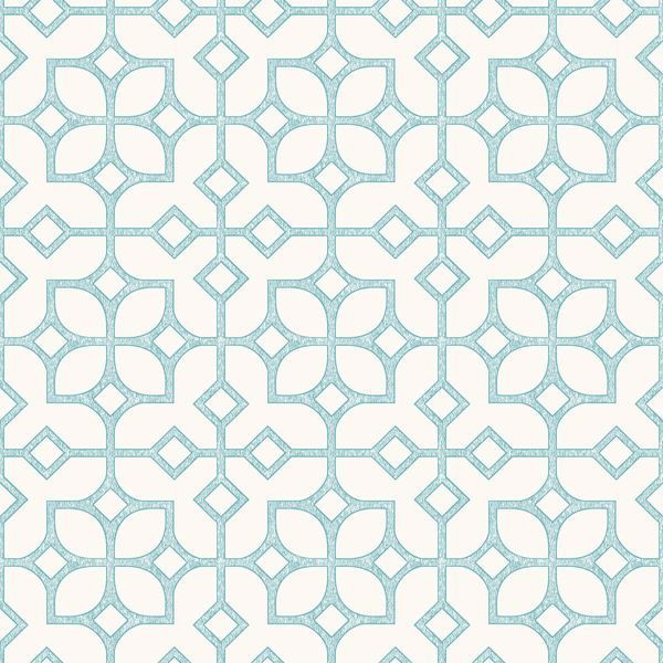Picture of Maze Turquoise Tile
