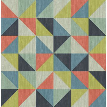 Picture of Puzzle Blue Geometric