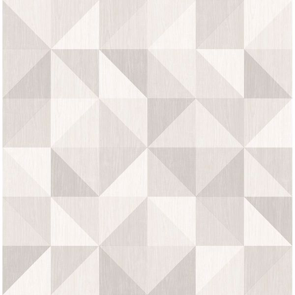 Picture of Puzzle Light Grey Geometric