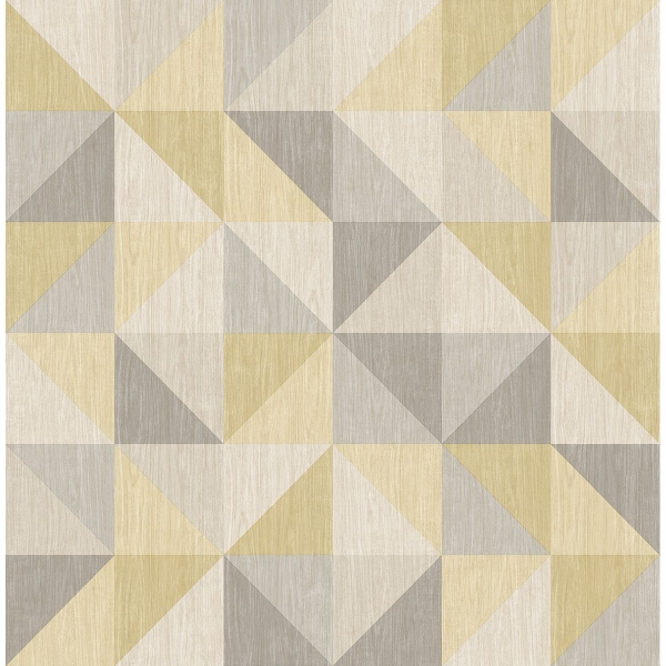 Picture of Puzzle Yellow Geometric