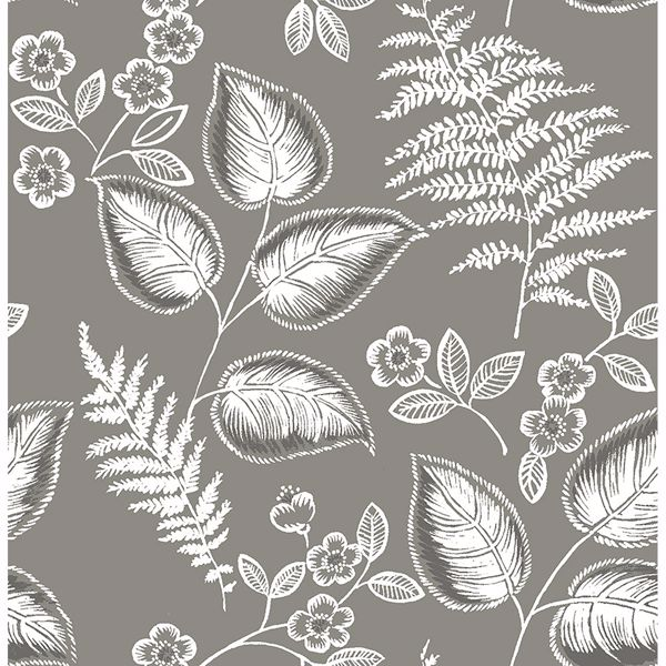 Picture of Trianon Grey Botanical