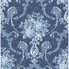 Picture of Winsome Blue Floral Damask