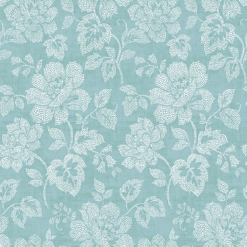 Picture of Tivoli Turquoise Floral