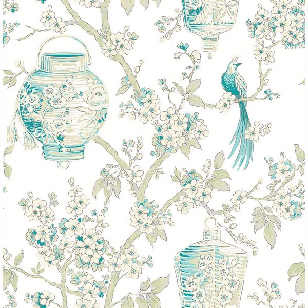 Picture of Serenity Teal Lanterns