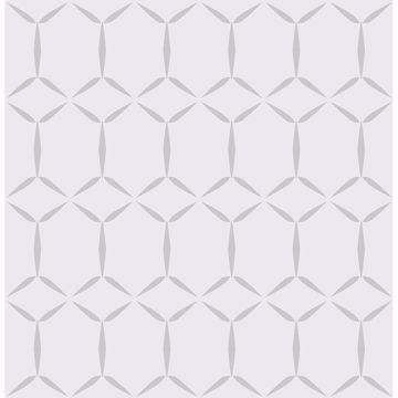 Picture of Fusion Dove Geometric Wallpaper