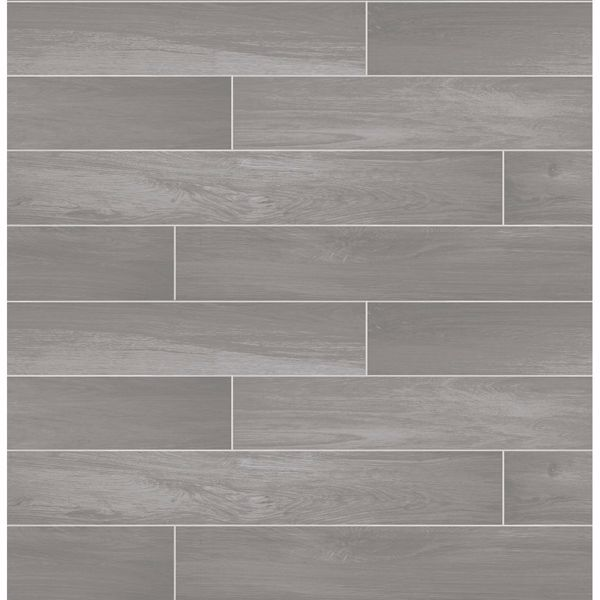 Picture of Titan Grey Wood Wallpaper
