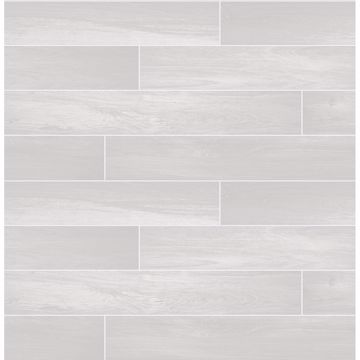 Picture of Titan White Wood Wallpaper