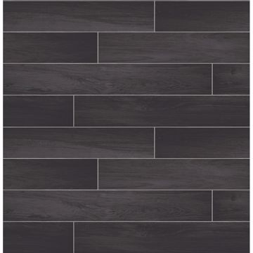 Picture of Titan Black Wood Wallpaper