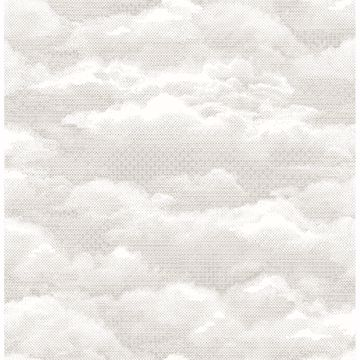 Picture of Solstice Pearl Cloud Wallpaper