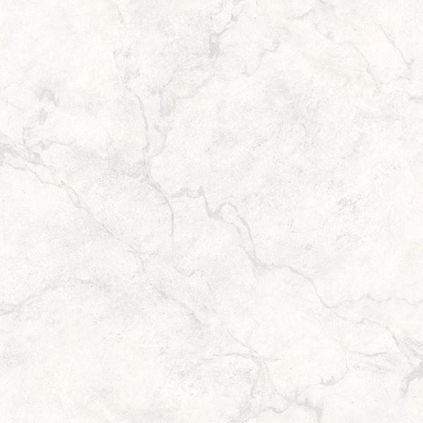 Picture of Innuendo White Marble Wallpaper