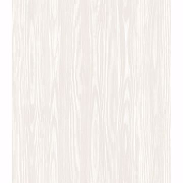 Picture of Illusion Beige Wood Wallpaper
