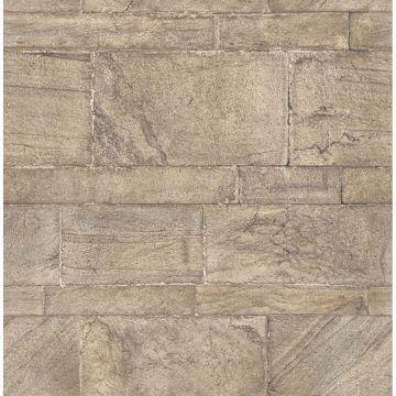 Picture of Clifton Bone Sandstone Wallpaper