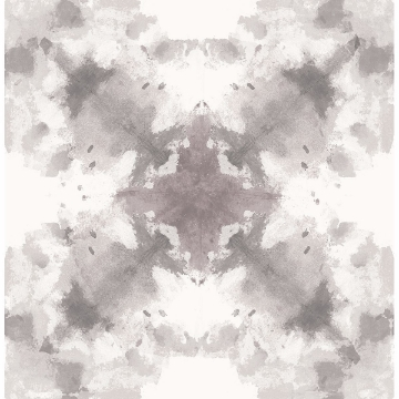 Picture of Mysterious Grey Abstract Wallpaper