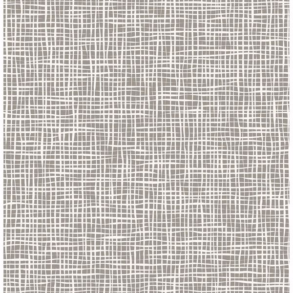 Picture of Shanti Grey Grid Wallpaper