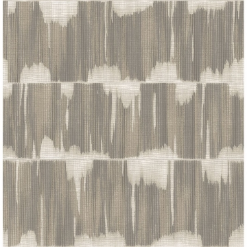 Picture of Serendipity Taupe Shibori Wallpaper