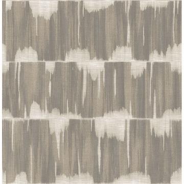 Picture of Serendipity Taupe Shibori Wallpaper