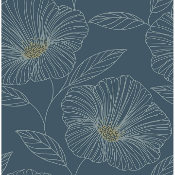 . Modern Floral Wallpaper   Contemporary Floral Wallpaper