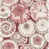 Picture of Mikado Red Parasol Wallpaper