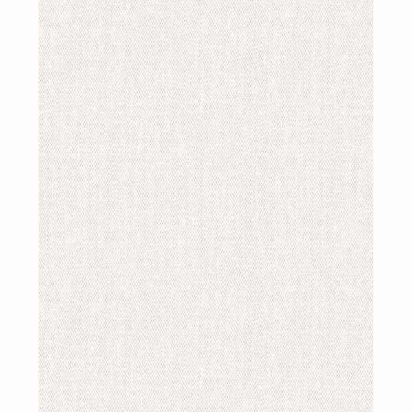 Picture of Tweed White Texture Wallpaper