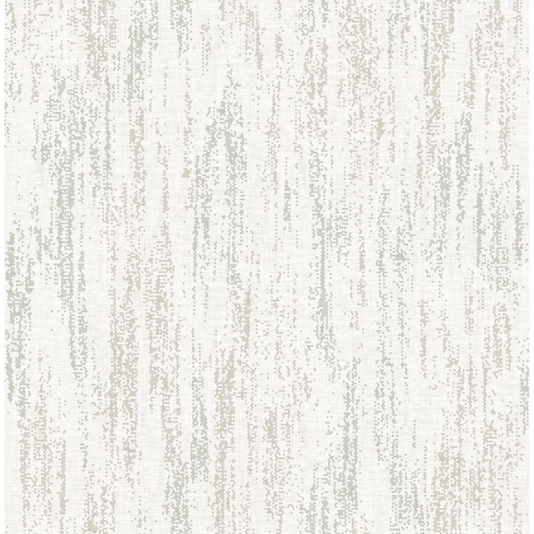 Picture of Wisp Silver Texture Wallpaper