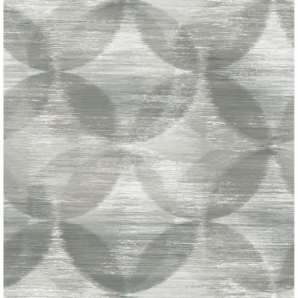 Picture of Alchemy Grey Geometric Wallpaper