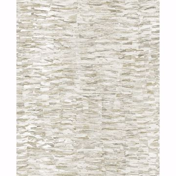 Picture of Nuance Taupe Abstract Texture Wallpaper