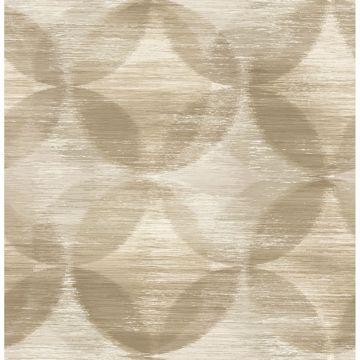 Picture of Alchemy Honey Geometric Wallpaper