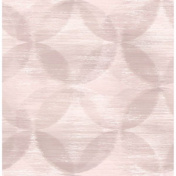 Picture of Alchemy Blush Geometric Wallpaper