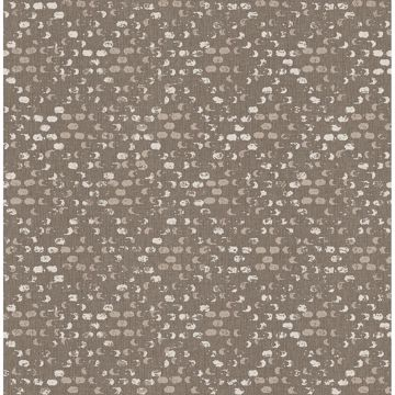 Picture of Blissful Brown Harlequin Wallpaper