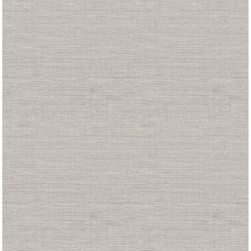 Picture of Lilt Stone Faux Grasscloth Wallpaper