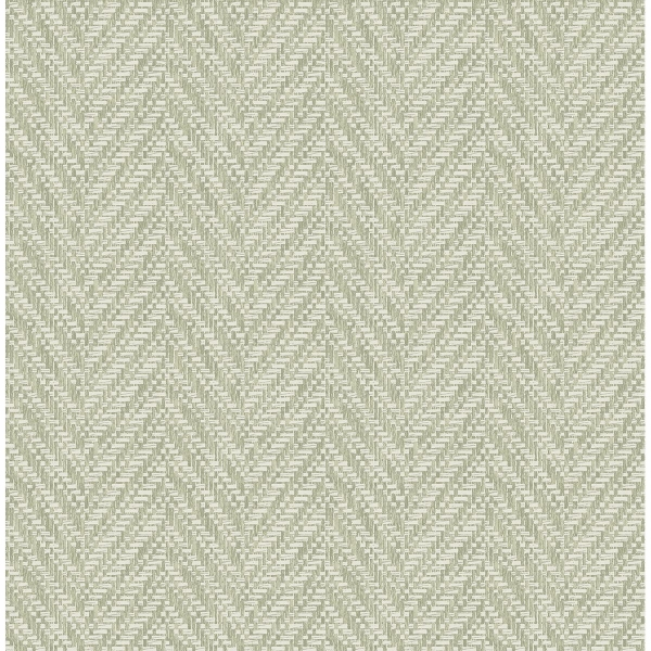 Picture of Ziggity Meadow Faux Grasscloth Wallpaper by Sarah Richardson