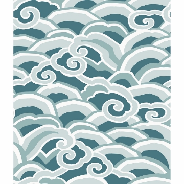 Picture of Decowave Aegean Wallpaper by Sarah Richardson