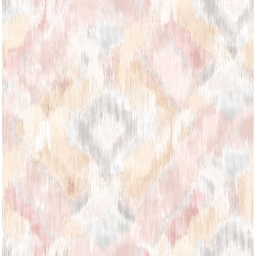 Picture of Mirage Petal Wallpaper by Sarah Richardson