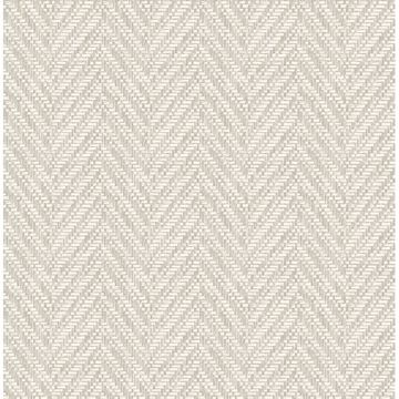 Picture of Ziggity Linen Faux Grasscloth Wallpaper by Sarah Richardson
