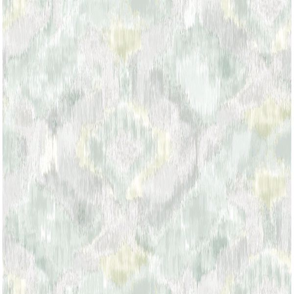 Picture of Mirage Meadow Wallpaper by Sarah Richardson