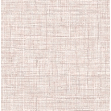 Picture of Mendocino Rose Linen Wallpaper