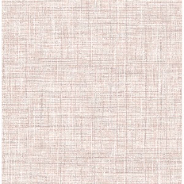 Picture of Mendocino Rose Linen Wallpaper
