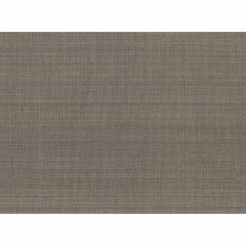 Picture of Tiemao Brown Abaca Grasscloth Wallpaper