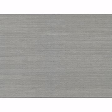Picture of Binan Grey Grasscloth Wallpaper