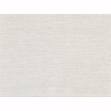 Picture of Essence Light Grey Linen Texture Wallpaper