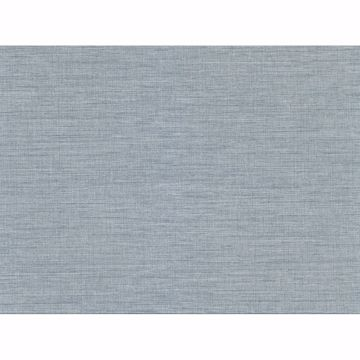 Picture of Essence Light Blue Linen Texture Wallpaper