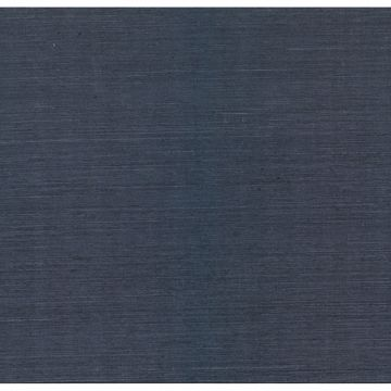 Picture of Peninnsula Navy Sisal Grasscloth Wallpaper