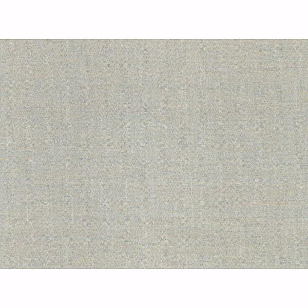Picture of Samai Aquamarine Grasscloth Wallpaper