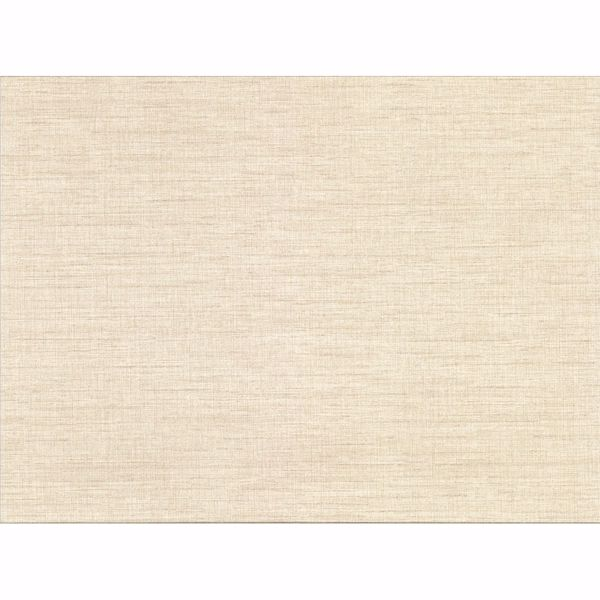 Picture of Essence Cream Linen Texture Wallpaper