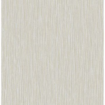 Picture of Raffia Thames Light Grey Faux Grasscloth Wallpaper