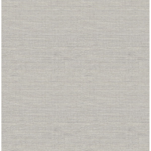 Picture of Agave Bliss Dove Faux Grasscloth Wallpaper