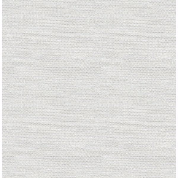 Picture of Agave Bliss Light Blue Faux Grasscloth Wallpaper