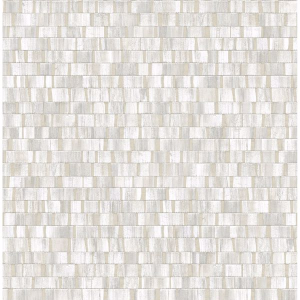 Picture of Dobby Light Grey Geometric Wallpaper